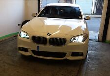 BMW 5 Series F10 HID XENON LIGHTS CONVERSION KIT - H7 6000K