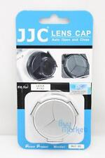 JJC ALC-X2(S) Silver auto open close lens cap compatible for Leica X1,X2 camera