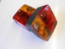 Radex Two Rear Combination Trailer Lights