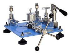 Portable Hydraulic Pressure Gauge Comparator GCH700SP Range 700 Bar / 10000 Psi