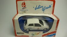 RENAULT CLIO VIVE LE SPORT ALBERTVILLE 92 OLYMPIC 1:43