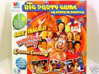 GIOCO in SCATOLA THE BIG PARTY GAME la tua festa in scatola