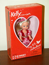 Kelly My Li'l Valentine 2001 NRFB Barbie #55421 Kelly in Queen Outfit