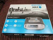Escort Max360C Laser Radar Detector - WiFi and Bluetooth Enabled Max 360c