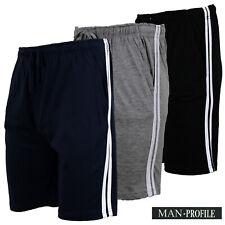 Bermuda Pantaloncini Shorts Uomo Sport Fitness Cotone Maglina da GELSTORE
