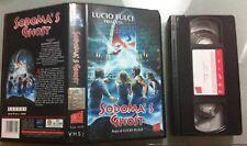 VHS - SODOMA'S GHOST di Lucio Fulci [AVOFILM]