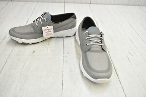 **Skechers On The Go Boat Cool 15480 Comfort Sneakers - Women's Size 9, Gray NEW