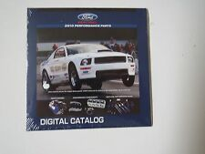 2010 FORD RACING FORD MOTORSPORT MUSTANG PERFORMANCE PARTS CATALOG MANUAL ON CD