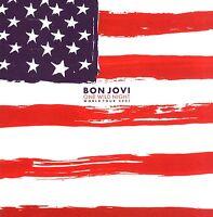 BON JOVI  2001 ONE WILD NIGHT TOUR CONCERT PROGRAM BOOK BOOKLET / RICHIE SAMBORA
