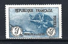 "FRANCE STAMP TIMBRE N° 155 "" ORPHELINS LA MARSEILLAISE 5F+5F "" NEUF x TTB  R581"
