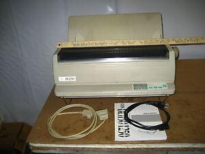 24- Wiredot Matrix Printer