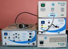 Conmed IM3300 Endoscopy Set Console, Camera, Light Source, Insufflator & More