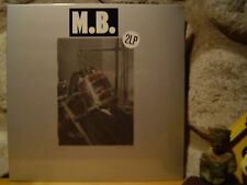 MAURIZIO BIANCHI/M.B. Technology 2xLP/1981 Italy/Both Original Cassette Versions