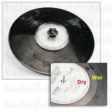 VINYL RECORD CLEANING LABEL PROTECTOR SAVER WATERPROOF DESIGN COMPLETE KIT