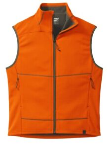 Kuiu Blaze Orange Peloton Hunting Vest-XL