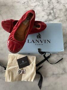 Lanvin Ballet Flat Size 40