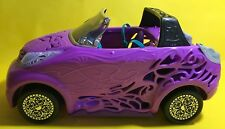 MONSTER HIGH DOLL SCARIS CITY OF FRIGHTS CONVERTIBLE CAR VEHICLE fits BARBIE