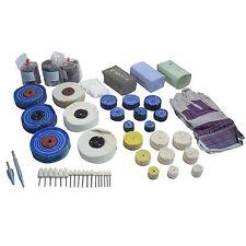 Metal Combination Polishing Mop Kit 52pc Steel Aluminium Copper Brass POL04