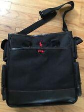 Polo Ralph Lauren Black Carry-on , Lap Top, Messenger Bag