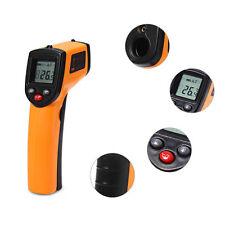 GM320 IR LCD Beleuchtung Laser Infrarot Laser Thermometer Pyrometer temperatura