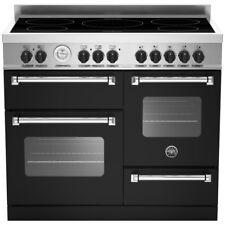 Bertazzoni MAS100-5I-MFE-T-NEE 100cm Electric Range Cooker - Black
