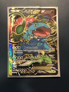 Carte Pokémon Ultra Rare XY123 Florizarre EX Full Art Promo Génération Fr Neuf