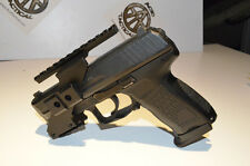Universal Pistol Sight Mount - Picatinny flat top rail for handguns.