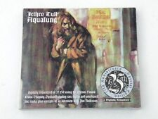 JETHRO TULL - AQUALUNG - CD CHRYSALIS 1996 - 25TH ANNIVERSARY SPECIAL EDITION