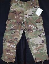 ARMY ACU OCP Combat Uniform Pants Flame Resistant + Insect Shield MEDIUM-LONG