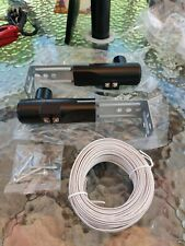 NEW Genie Overhead Garage Door Opener Infrared Safety Sensors Series II + WIRE