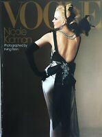 NICOLE KIDMAN May 2004 VOGUE Magazine KAREN ELSON / LILY COLE