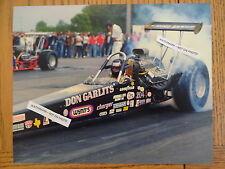 Don Big Daddy Garlits 8x10 Nhra 1975 Top Fuel Wynn's Charger