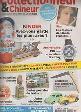 Collectionneur & Chineur N°186 du 21 novembre 2014 VW Coccinelle Gadgets Kinder