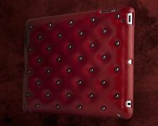 ION Factory Funky Punky COVER for Apple Ipad 2 RED BRAND NEW H2304