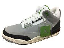 Nike Air Jordan Retro 3 Size 12 Smoke Grey  Chlorophyll 136064 006 4b81c1a80d8
