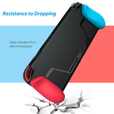 Silicone Protection Case For Nintendo Switch Gamepad Joysticks Console & handle