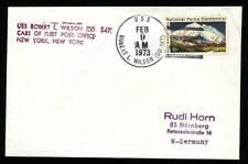 195382) USA Schiffspostblg. Zerstörer R.L.Wilson DD-847