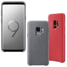 Custodia Originale samsung HYPERKNIT Per Galaxy S9 PLUS  SM-G965F Tessuto GRAY