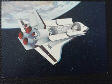 Switzerland Space Shuttle 1981 postal stationery Ps, pictured postcard Spacelab