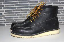 Wolverine ! klassisch schwarzer Schnürschuh / Boots in Gr. 42
