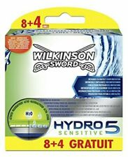 Wilkinson Hydro 5 Sensitive  Lames Sensibles Lot de 12 (7000027F)