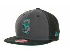 d2b03e53838 Seattle Mariners New Era 9Fifty MLB Baseball Strapin Pop Strapback Cap Hat