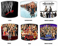 Lampshades Ideal To Match WWE Duvets WWE Wallpaper WWE Cushions WWE Wall Art.