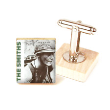 The Smiths Cufflinks MEAT IS MURDER album cufflinks handmade gift smiths fan
