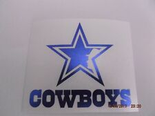 Dallas Cowboys Tom Landry Decal Sticker for Tumbler,Rambler,Car,Truck