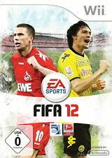 Nintendo WII FIFA 12 ( WII, 2011, PAL )__CD LIKE NEW__!!!!__