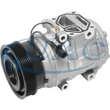 Universal Air Conditioner (UAC) CO 10985C A/C Compressor New w/ 1 Year Warranty