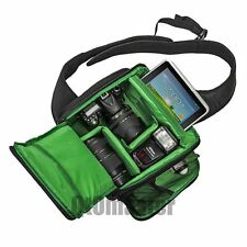 Waterproof Outdoor Camera Bag Photography Video Bag For Nikon D3200 D5100 D3100