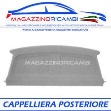 CAPPELLIERA MENSOLA POSTERIORE FIAT PUNTO PRIMA SERIE DAL 1993 AL 1999 GRIGIO