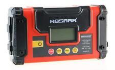 ABSAAR MJS 270, 5 in 1, Starthilfe/Powerbank/Taschenlampe/Batterietester/062083